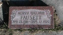 Harvey W Fausett