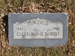 Cleveland Osborn DeWolf
