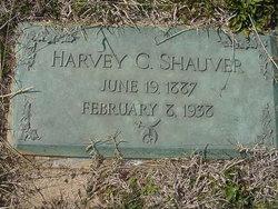 Harvey C Shauver