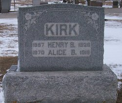 Henry B Kirk