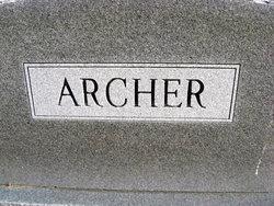 Rev William Tucker Archer