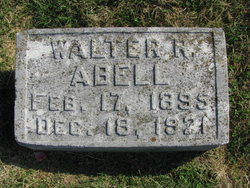 Walter R. Abell