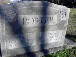Benjamin Hubbard Porter
