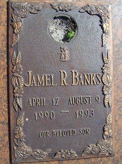 Jamel R Banks