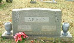 Edith <I>Turner</I> Akers