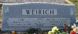 Nelda Lina <I>Kast</I> Weirich