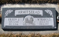 W. Harold Armitstead