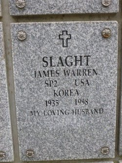 James Warren Slaght