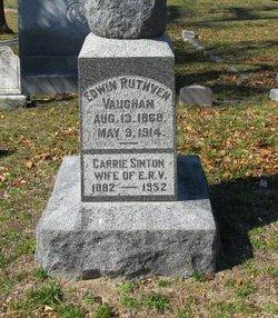 Edwin Ruthven Vaughan