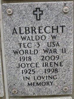 Joyce Irene Albrecht