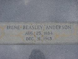 Ada Irene <I>Beasley</I> Anderson