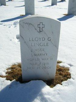 Lloyd G Lingle