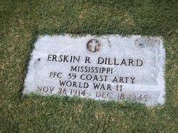 PFC Erskin R Dillard