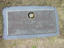 Ethan Allen Lindley, Sr