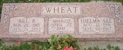 """William Riley """"Bill"""" Wheat"""