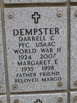 Margaret E Dempster