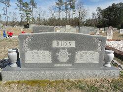 Mary Ann <I>Todd</I> Russ