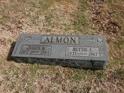 Bettie Elizabeth <I>Smith</I> Almon