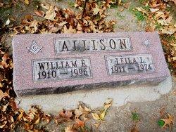 Leila <I>Deviney</I> Allison