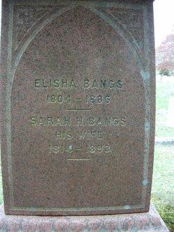 CPT Elisha Bangs