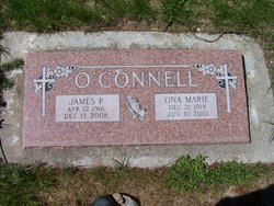 James P O'Connell