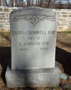 Laura Lee <I>Cromwell</I> Poe