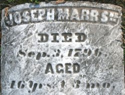 Joseph Marr