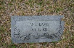 Serelda Jane <I>Cunningham</I> Davis
