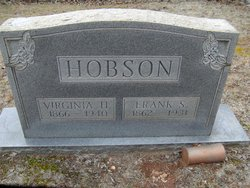 Virginia Lee <I>Keys</I> Hobson