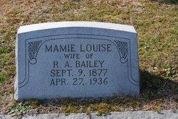 Mamie Louise <I>Barnhill</I> Bailey