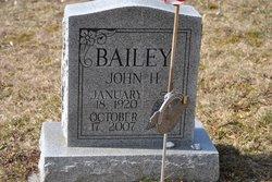 "John H. ""Swede"" Bailey"