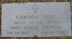 Gordon York