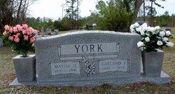 Garland J. York
