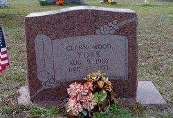 Glenn Wood York