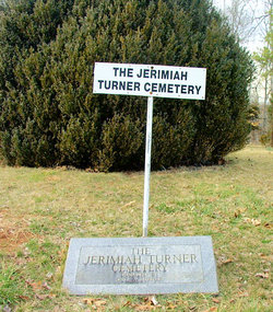 The Jeremiah Turner Cemetery