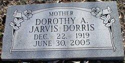 Dorothy A <I>Schaumann</I> Dorris