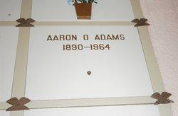 Aaron Omer Adams
