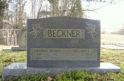 Melvin Sides Beckner