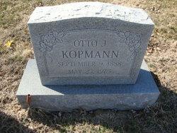 Otto J. Kopmann