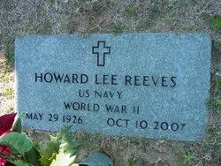 Howard Lee Reeves