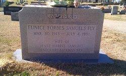 Eunice <I>Forbes</I> Fly