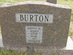 Elizabeth <I>Johnson</I> Burton