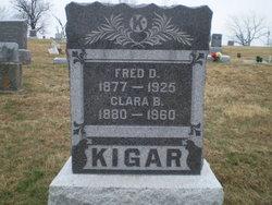 Clara Belle <I>Burrus</I> Kigar