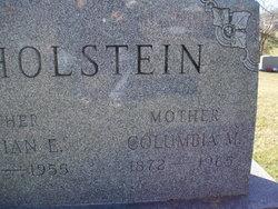 Columbia <I>Mason</I> Holstein
