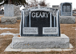 Michael Lewis Geary