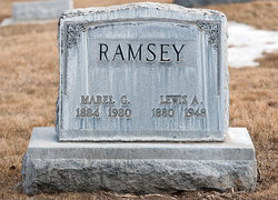 Mabel <I>Geary</I> Ramsey