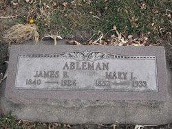 James Buchanan Ableman