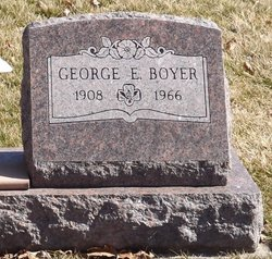 George Emerson Boyer