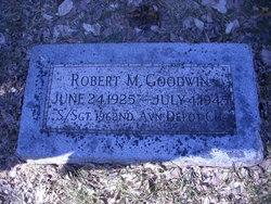 Sgt Robert M. Goodwin