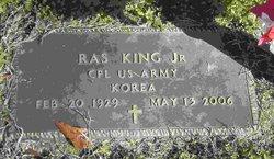 Ras King, Jr